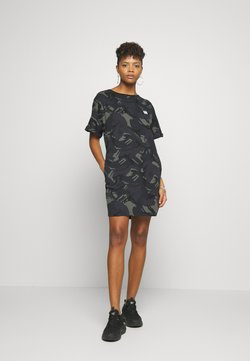 G-Star - JOOSA DRESS R WMN S/S - Vestido ligero - khaki