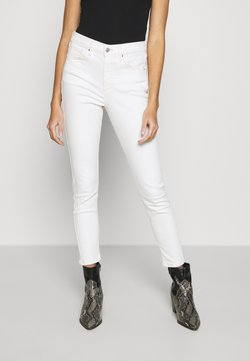 Topshop - JAMIE  - Jeans Skinny Fit - offwhite