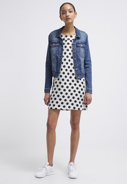Noisy May - NMDEBRA  - Veste en jean - medium blue denim