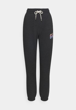 Gap Tall - SHINE JOGGER - Jogginghose - charcoal heather