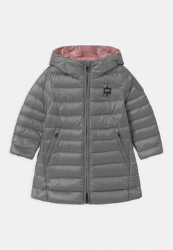 Blauer - IMPERMEABILE TRENCH LUNGHI - Donsjas - grey