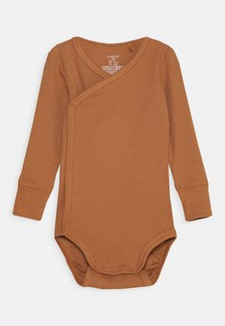 Lindex - WRAP UNISEX - Body - dusty brown