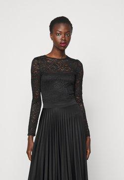 Anna Field Tall - Langarmshirt - black