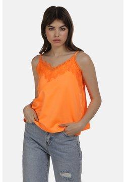 myMo - TOP - Top - neon orange