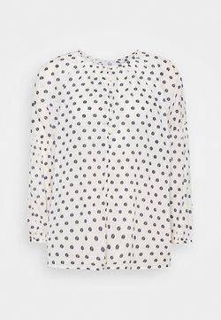 Noa Noa - ORGANIC FINE VOILE - Bluse - print off white
