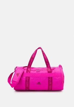 adidas Performance - UNISEX - Sporttasche - screaming pink/wild pink