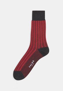 FALKE - OXFORD - Socken - anthracite melange