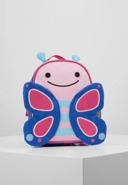 Skip Hop - LET BACKPACK BUTTERFLY - Ryggsäck - pink