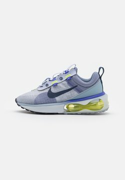 Nike Sportswear - AIR MAX SPHERE - Baskets basses - ghost/very berry/ashen slate/thunder blue/obsidian/light lemon twist