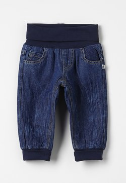Jacky Baby - Jean boyfriend - dark blue denim