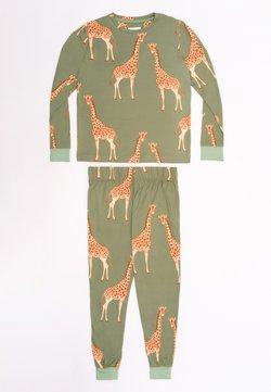 Chelsea Peers - GIRAFFE - Pijama - green