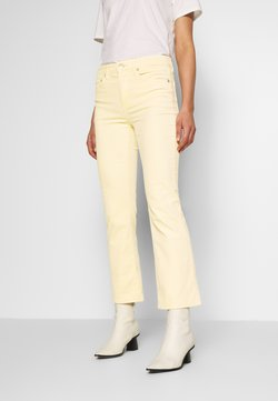American Eagle - TOMGIRL - Trousers - cream