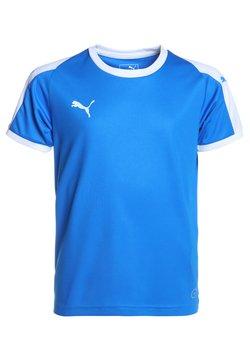 Puma - LIGA  - Funktionsshirt - electric blue lemonade/white