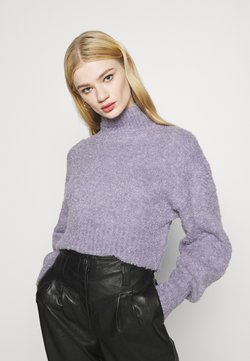 Monki - FIONA - Neule - purple