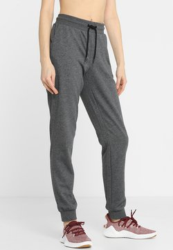 ONLY Play - ONPELINA PANTS - Jogginghose - dark grey melange