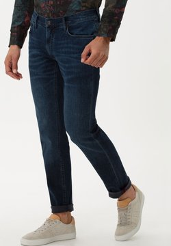 BRAX - STYLE CHUCK - Jeans Skinny Fit - night blue used