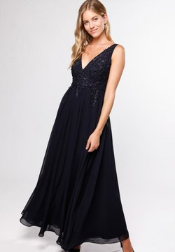 Young Couture by Barbara Schwarzer - Cocktailjurk - dark blue