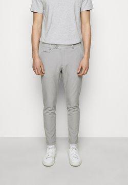 Les Deux - COMO LIGHT SUIT PANTS - Anzughose - mirage grey