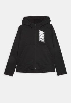 Nike Performance - DRY - Trainingsjacke - black