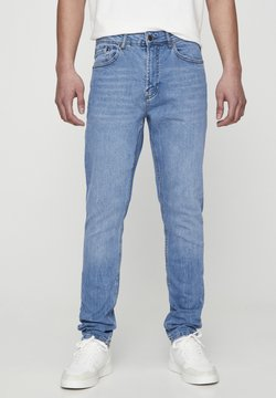 PULL&BEAR - Slim fit jeans - blue denim