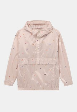 TINYCOTTONS - ICE CREAM DOTS - Veste imperméable - pink