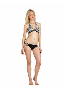 Protest - MM ALESSA CCUP HALTER - Bikinitop - true black
