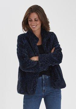 Fransa - Winterjacke - navy blazer mix