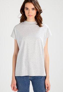 Weekday - PRIME - T-shirt basic - grey melange
