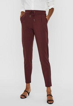 Vero Moda - VMEVA  - Spodnie materiałowe - port royale