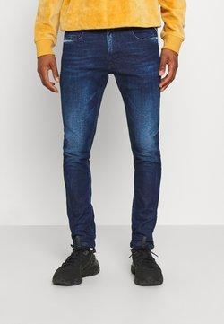 Replay - JOHNFRUS - Jeans Slim Fit - dark blue denim