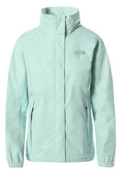 The North Face - RESOLVE  - Regenjacke / wasserabweisende Jacke - turquoise