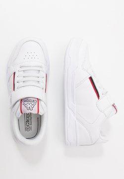 Kappa - MARABU II - Sportschoenen - white/red
