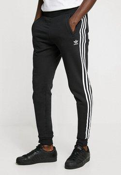 adidas Originals - STRIPES PANT UNISEX - Spodnie treningowe - black