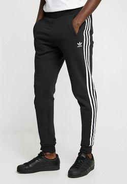 adidas Originals - STRIPES PANT UNISEX - Jogginghose - black