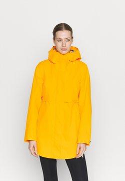 Didriksons - EDITH - Regenjacke / wasserabweisende Jacke - saffron yellow