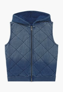 Cotton On - BOBBY QUILTED - Smanicato - indigo wash
