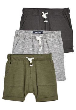 Next - 3 PACKS - Shorts - grey