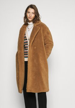 ONLY - ONLEVELIN LONG COAT  - Classic coat - rubber