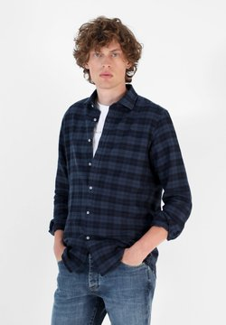 Scalpers - CULVER K - Camicia - navy check