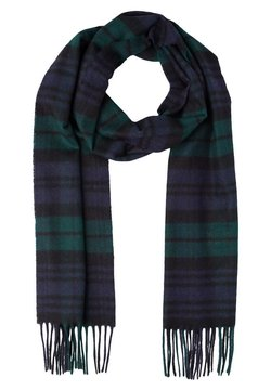 Johnstons of Elgin - CASHMERE SCARF - Szal - black watch