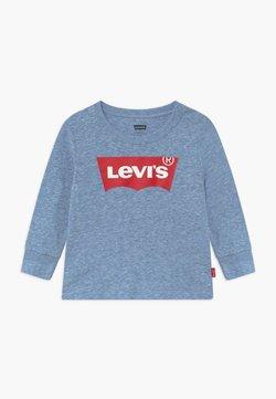 Levi's® - BATWING UNISEX - Longsleeve - mottled blue