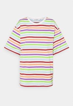 Marimekko - KALLIOILLE MULTITASARAITA - T-Shirt print - multicolored