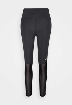 Björn Borg - CLARENCE TIGHTS - Tights - black beauty
