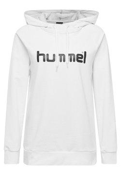 Hummel - Hoodie - white