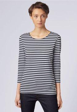 BOSS - E4513 - Langarmshirt - black/white