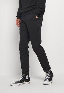 Calvin Klein Jeans - SLIM  - Chino - black