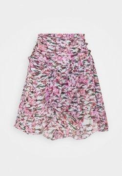 Iro - LOFO - Minirock - multico/pink