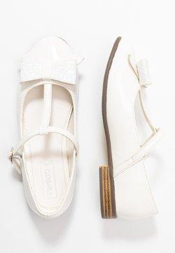 Friboo - Riemchenballerina - white