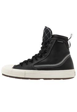 Converse - CHUCK TAYLOR ALL STAR TERRAIN UTILITY - Korkeavartiset tennarit - black/egret