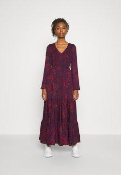 Molly Bracken - LADIES DRESS - Maxi-jurk - panther red
